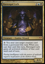 FOIL Lich di Havengul - Havengul Lich MTG MAGIC DKA Dark Ascension Italian