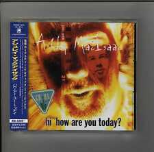 ASHLEY MACISAAC-How Are You Today? Celtic Song Japan CD w/OBI
