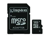 KINGSTON MICRO SD MICRO SDHC C4 32GB 32G 32 G CLASS 4 FLASH MEMORY CARD NEW