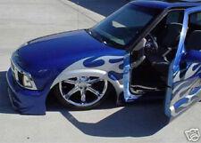 #02 SUICIDE DOOR HINGE PLANS Reverse opening  Blueprints custom rod import tuner