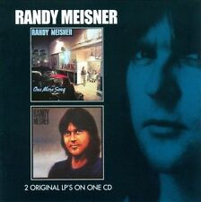 One More Song/Randy Meisner  Randy Meisner CD THe Eagles Kim Carnes