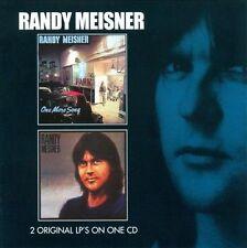 One More Song/Randy Meisner * by Randy Meisner (CD, 2010, Retroworld)
