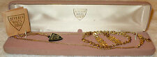 BEVERLY HILLS GOLD 14K GOLD BOXED SET MATCHING BRACELET NECKLACE & EARRINGS