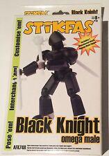 STIKFAS AFK-74R-8 Omega Black Knight (Male) Figures Brand New