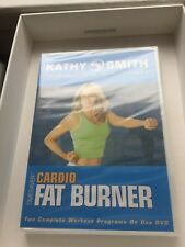 KATHY SMITH - TIME SAVER CARDIO FAT BURNER NEW DVD