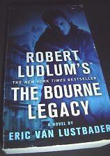 Jason Bourne: Robert Ludlum's the Bourne Legacy 4 by Eric Van Lustbader 2012 PB