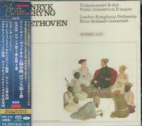 Beethoven Violin Concerto Romance Henryk Szeryng Japan SACD w/OBI NEW/SEALED