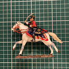Del Prado Napoleon At War Hand Painted Lead Cavalry Officer French Hussars 1807