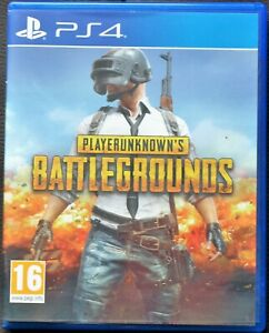 Player`s Unknown Battlegrounds PS4