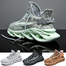 Men's Non-slip Running Sneakers Casual Outdoor Athletic Tennis Shoes Gym Jogging