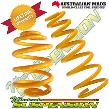 Coil Springs Rear Low HOLDEN FRONTERA 1999 onwards 30mm Lowering Coils
