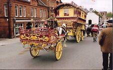 Romany Gypsy Ledge Wagon & Flat Cart Appleby 2014 Reading VardoBow Top Wagon p.c