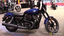 2016 Harley Davidson Street 750