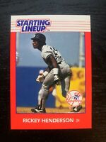 1988, 89 & 90 Starting Lineup Baseball Cards - You Pick