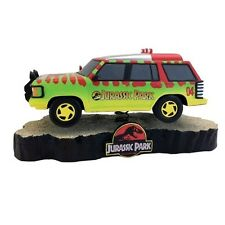 Jurassic Park - Park Explorer Vehicle Premium Motion Statue-FAC408468