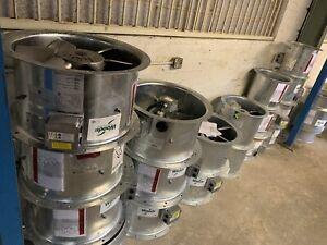 QUOTATION FLAKT WOODS MAX FAN MAXFAN 400 450 500 560 630 DOUBLE BLADE TURBO FAN