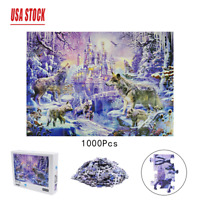 1000 Piece Jigsaw Puzzle –Twilight Large Jigsaw Puzzle Game Toys Gift Kid Adult