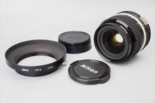 Nikon Nikkor Ai-S Ais 24mm f/2 f2 Wide Angle Manual Focus Lens, Fr Nikon F Mount