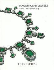 CHRISTIE'S GENEVA JEWELS De Grisogono Faberge Meister Royal Pink Diamond Catalog