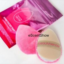 NIP BEAUTY BLENDER POWER POCKET PUFF DOUBLE DUAL SIDED MAKEUP POWDER APPLICATOR