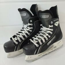 Adult Mens Bauer Supreme One05 Light Speed Pro Ice Hockey Size 7R (Shoe Sz 8.5)