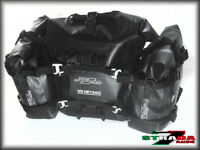 Strada 7 Motorcycle Universal 40L Combo Dry Duffle Rear Tail Bag Ducati S4RS