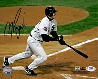 AJ Pierzynski autographed signed 8x10 photo MLB Chicago White Sox PSA COA