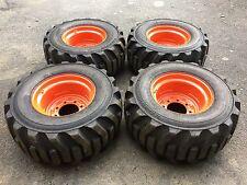 33X15.5-16.5 Galaxy Skid Steer Tires Rims/Wheels-33X15.50-16.5- for Bobcat, etc