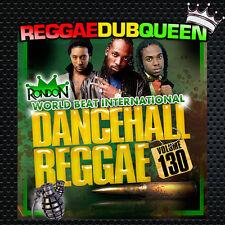 DJ Rondon - Dancehall Reggae 130 Mixtape. Reggae Mix CD,