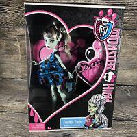 Monster High Sweet 1600 Birthday Frankie Stein Doll NIB