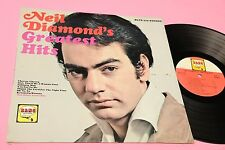 NEIL DIAMOND LP GREATEST ORIG USA '60 EX TOOOP BANG RECORDS !!!