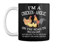 Chicken-aholic Gift Coffee Mug