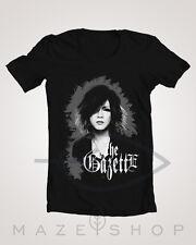 The Gazette Ruki Black Moral Dogma Ugly T-Shirt Babymetal One ok Rock Girugamesh