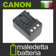 BP-2L12 Batteria   per Canon HIGH DEFINITION Legria HG10 HV20 HV30 (WT3)