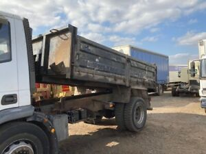 IVECO 180E24 DROPSIDE TIPPER MANUAL GEARBOX STEEL BODY GOOD WORKING ORDER