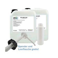 IPL Kontaktmittel IGL-Gel Haarentfernung + Spender + Leerflasche, 2x 10 kg