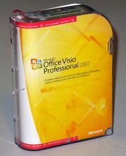 Microsoft Office Visio Professional 2007 Academic - Full Version -- Retail-Boxed