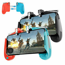 Mobile Phone Game Controller Gamepad Joystick Trigger for PUBG Android IOS