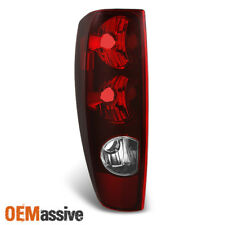 Fit 2004-2012 Chevy Colorado GMC Canyon Red Tail Light Driver Side Replacement