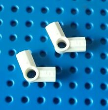 Lego Technic Technic 15100 White Pins Connector 2 compartment NEW 6 Piece