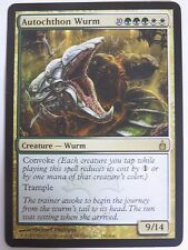 MAGIC CARD MTG Guivre autochtone / Autochthon Wurm Ravnica