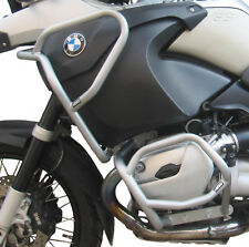 Paramotore Crash Bars HEED BMW R 1200 GS Adventure (06-08) SUPERIORE E INFERIORE