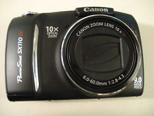 LikeNew Canon Powershot SX110 9MP Digital Camera