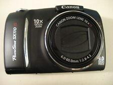 LikeNew Canon Powershot SX110 9MP Digital Camera