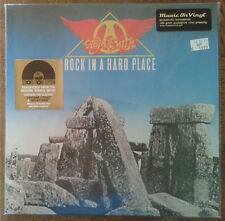 AEROSMITH ROCK IN A HARD PLACE MUSIC ON VINYL RECORDS LP VINYLE NEUF NEW VINYL