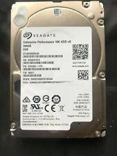"Seagate ST300MM0048 300GB 10K RPM HDD V8 SAS 12Gbps 128MB 2.5"" 512n Hard Disk"