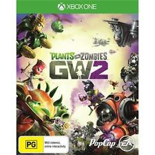 Plants vs Zombies Garden Warfare 2 Microsoft XBox One Games New Sealed