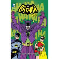 Batman '66 Vol. 4 by Jeff Parker and Harlan Ellison (Paperback) DC Comics #S1