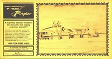 Collect-Air Models 1/48, High Grade F-108 A Rapier Resin/Metal/Pe