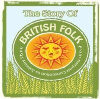 The Story Of British Folk [CD]